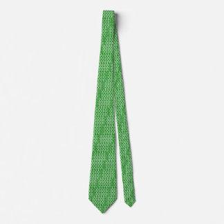 緑および白く鋭い煉瓦タイ オリジナルタイ