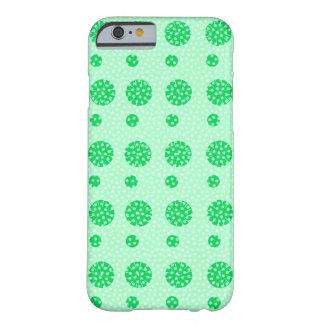 緑でフルーツのようそして新しいです BARELY THERE iPhone 6 ケース