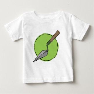 緑のこて ベビーTシャツ