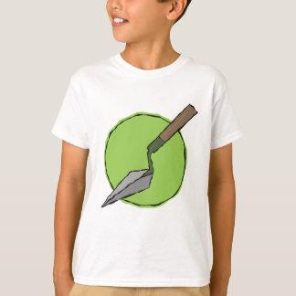 緑のこて-考古学者のツールキット Tシャツ