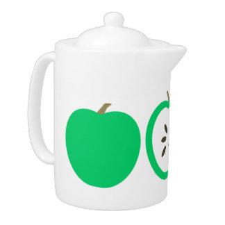 緑のりんご