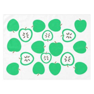 緑のりんご テーブルクロス