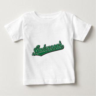 緑のアンダーソン ベビーTシャツ