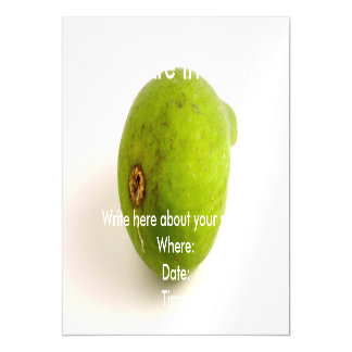 緑のイチジク マグネットカード