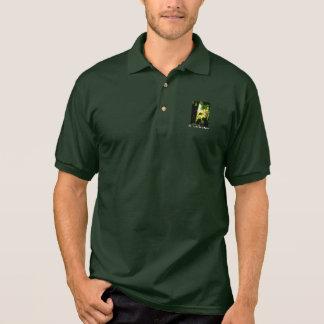 緑のイメージの人のポロシャツのパート1 ポロシャツ