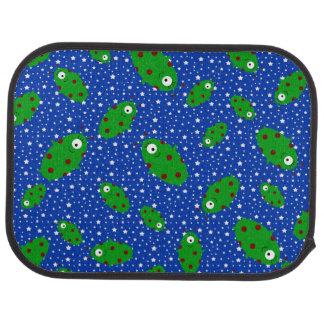 緑のエイリアンのブルースター カーマット