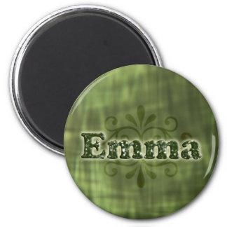 緑のエマ マグネット