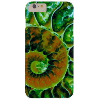 緑のオウムガイ BARELY THERE iPhone 6 PLUS ケース