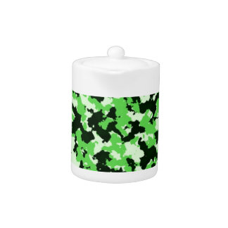 緑のカムフラージュ