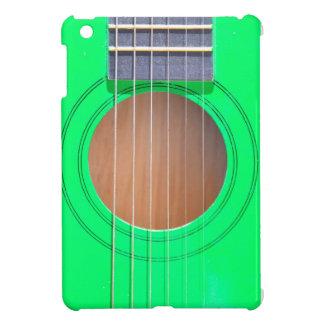 緑のギター iPad MINIケース