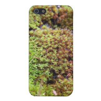 緑のコケ iPhone 5 COVER