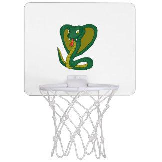 緑のコブラ ミニバスケットボールゴール