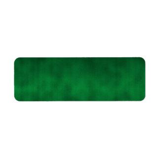 緑のゴシック様式グラデーションな背景の芸術 ラベル