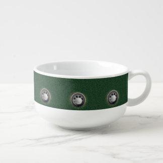 緑のゴルフ剣玉 スープマグ