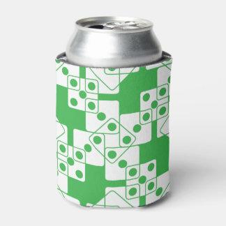 緑のサイコロ 缶クーラー