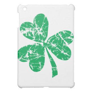 緑のシャムロックのセントパトリックの日 iPad MINI カバー