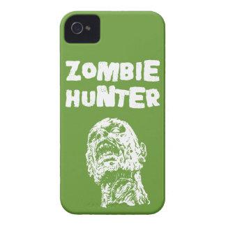 緑のゾンビのハンターのiPhone 4及び4sカバー Case-Mate iPhone 4 ケース