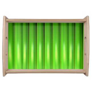 緑のタケセット トレー