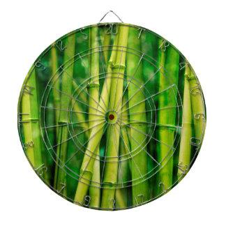 緑のタケ ダーツボード