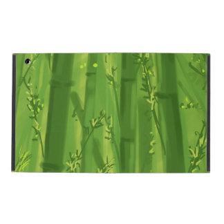 緑のタケiPad 2/3/4の箱 iPad ケース