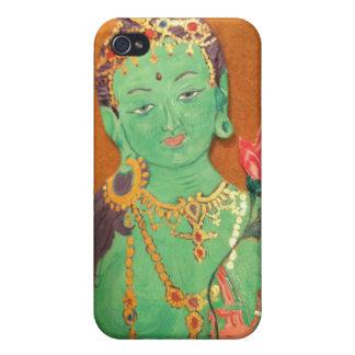 緑のタラ iPhone 4/4S カバー