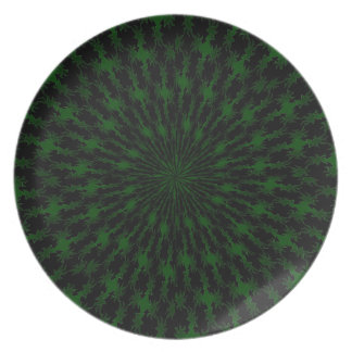 緑のダイヤモンド プレート
