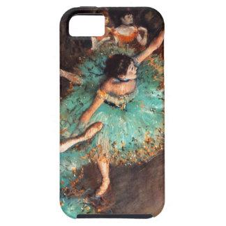 緑のダンサーのガスを抜いて下さい iPhone SE/5/5s ケース