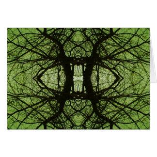 緑のトラップ カード