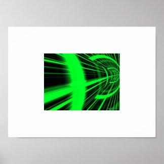 緑のトンネル ポスター