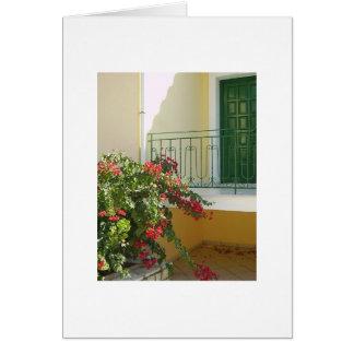 緑のドア カード