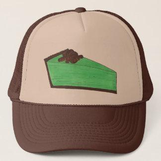 緑のハッカの香りがするバッタパイ切れのセントパトリックの帽子 キャップ