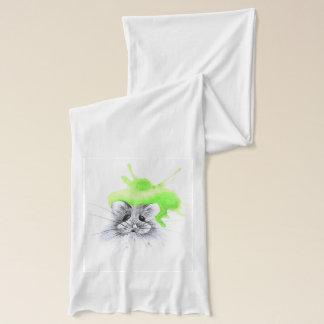 緑のハムスター スカーフ