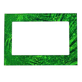 緑のフラクタルの質 マグネットフレーム