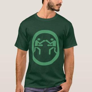緑のボクシング Tシャツ