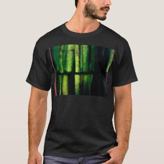緑のマクロ Tシャツ