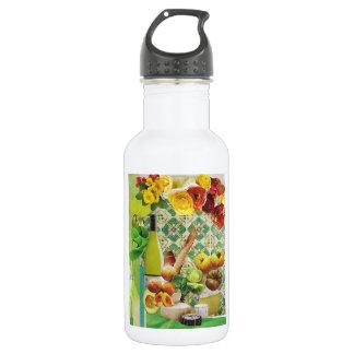 緑のメキシコタイル ウォーターボトル