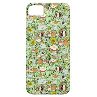 緑のモルモット iPhone SE/5/5s ケース