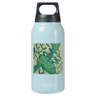 緑のヤギのギャラリー 断熱ウォーターボトル