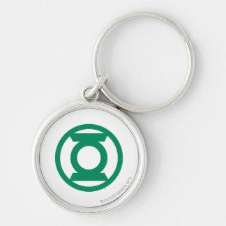緑のランタンのロゴ13 キーホルダー