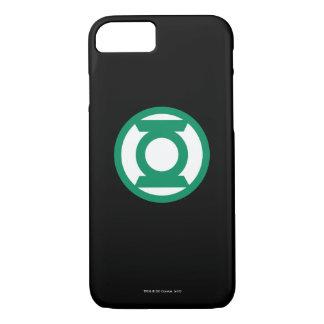 緑のランタンのロゴ13 iPhone 8/7ケース