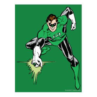 緑のランタンの戦い ポストカード