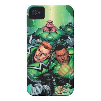 緑のランタン隊 Case-Mate iPhone 4 ケース
