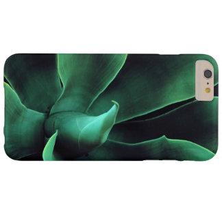 緑のリュウゼツランAttenuata Barely There iPhone 6 Plus ケース