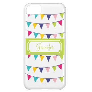 緑の一流のカーニバルはかわいいiPhoneの箱に印を付けます iPhone5Cケース