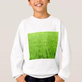 緑の世界の美しい スウェットシャツ
