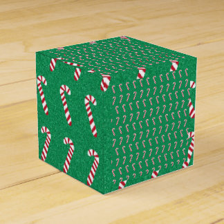 緑の休日のキャンディ・ケーン フェイバーボックス