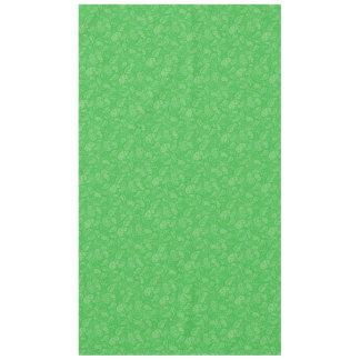 緑の休日Paisely テーブルクロス