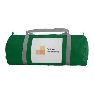緑の体育館のバッグ ジムバッグ