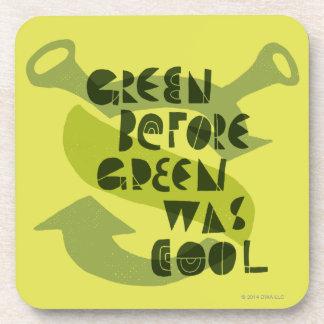 緑の前の緑はクールでした コースター