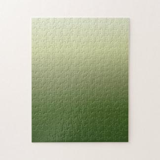 緑の勾配 ジグソーパズル
